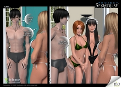 project sex house issue 2